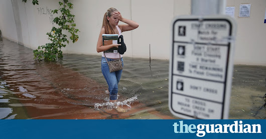 Atlantic City and Miami Beach: two takes on tackling the rising waters | US news | The Guardian