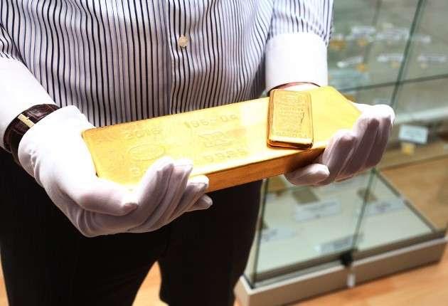 Золото – стратегический запас России