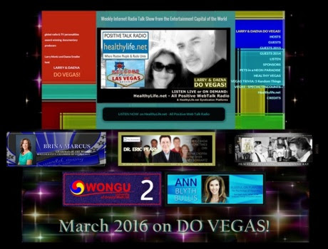 DO VEGAS! March GUESTS