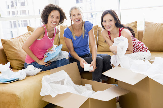 Moving? 3 Things Your Friends Can Help You With and 3 Things They Can't