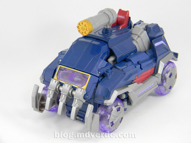 Transformers Soundwave Voyager - Generations Fall of Cybertron - modo alterno