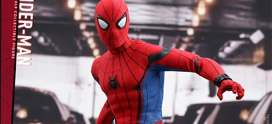 "[Aggiornamento Preordini] Hot Toys: Spider-Man Deluxe ""Spider-Man: Homecoming"" Marvel - Gokin.it by MetalRobot"
