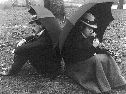 Umbrellas: The iPhones of the Victorian Age