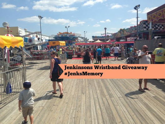 Our VIP Visit to Jenkinsons Boardwalk + Giveaway #JenksMemory - mom a la mode