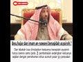 apakah imam an nawawi dan ibnu hajar beraqidah asyairoh | syeikh utsman khamees hafizahullah
