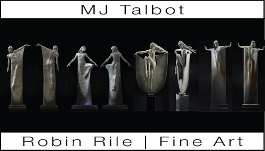 The Sculptures of M. J Talbot | Robin Rile