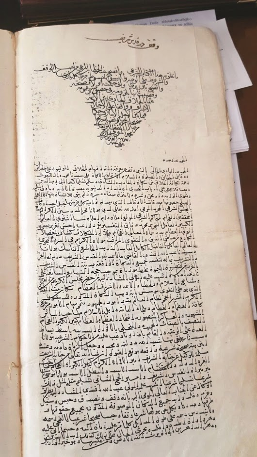 Records of #Jerusalem deeds found in #Ottoman archives cause #Israel unease