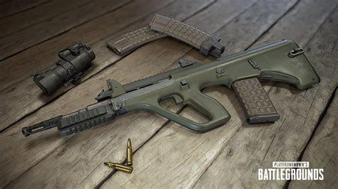 playerunknows battlegrounds ganhara novas armas em breve