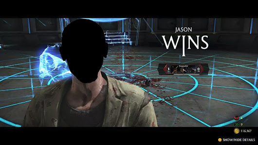 Hacker Captures Jason Without His Mask | Mortal Kombat X - Gaming With Gleez