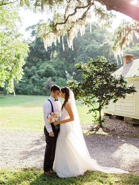 charleston fine art film wedding photography  view