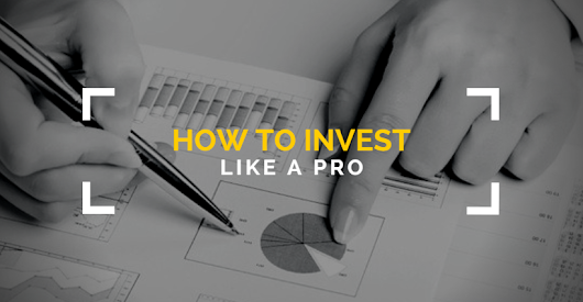 How to Invest in Stocks like a Pro