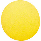 Dick Martin Sports Foam Ball 4 Uncoated Yellow
