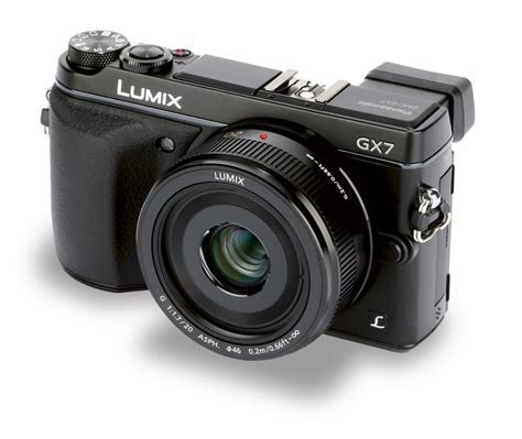 Panasonic Lumix DMC GX7 review
