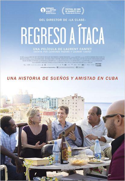 Regreso a Itaca : Cartel