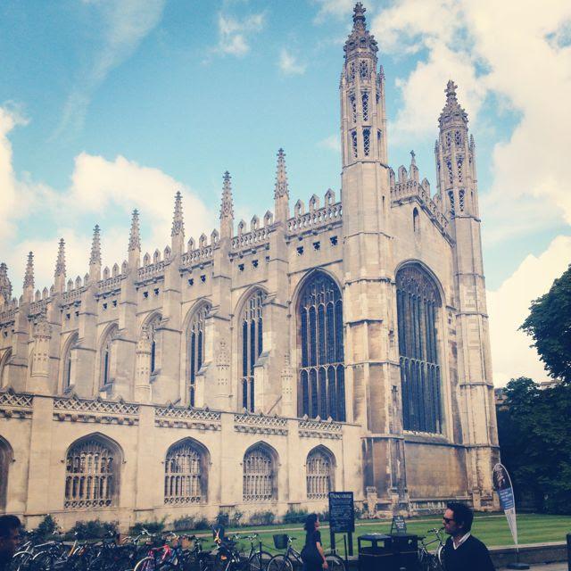 Review: Aromi, Cambridge