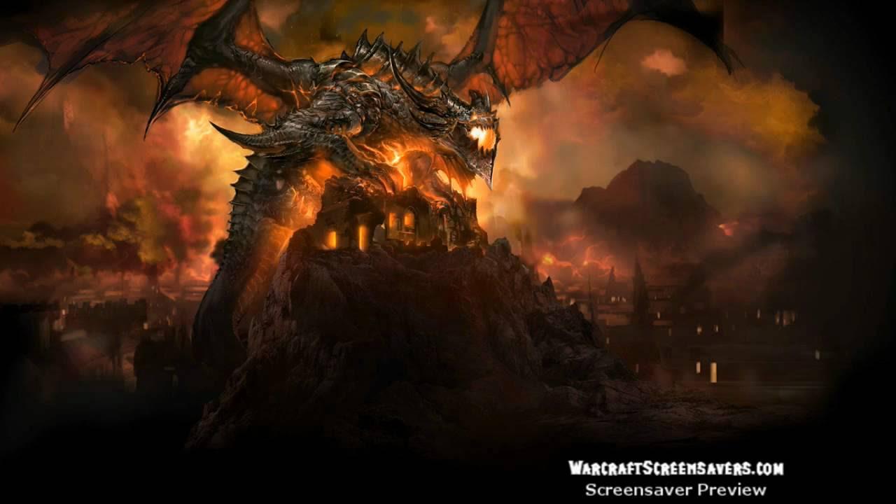 World Of Warcraft Animated Screensavers Funny Screensavers