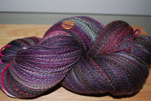 "ASU Polwarth/Silk -- ""Tapestry"""