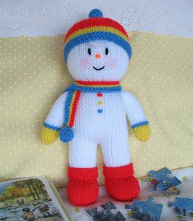Jean Greenhowe's Toybox Snowman