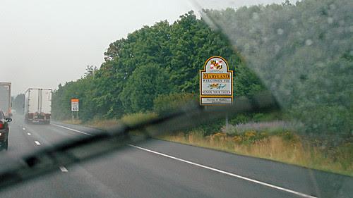 Maryland Welcomes You
