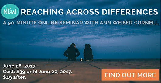 Inner Relationship Focusing with Ann Weiser Cornell