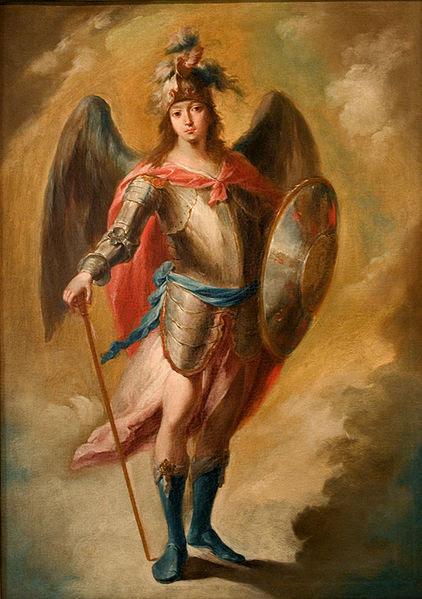 Ficheiro:San Miguel, autor Juan de Espinal.jpg