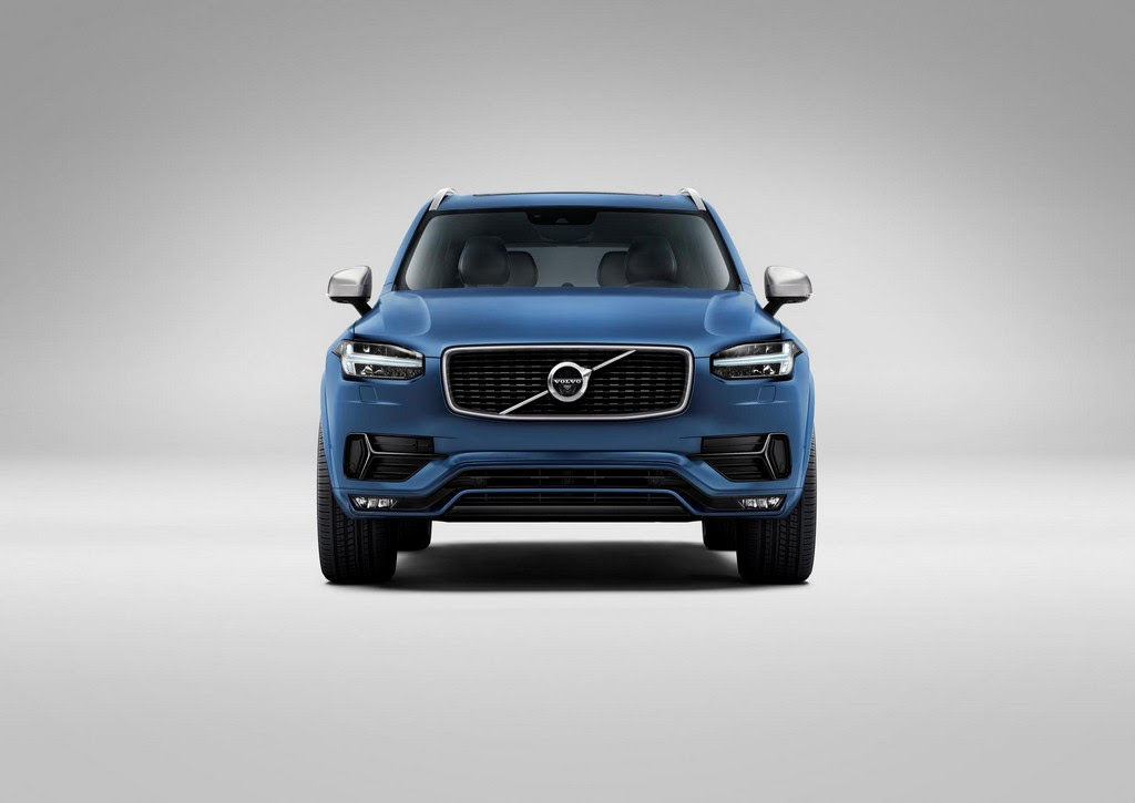 2015 Volvo XC90 R-Design Revealed - Motorward