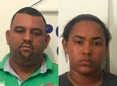 Barra do Choça: Tio e sobrinha são presos acusados de aplicar golpe em idosos