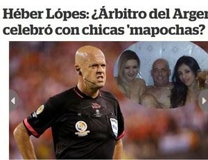 Heber pegadinha jornal libero (Foto: Reprodução)