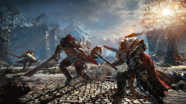 Lords of the Fallen Game of the Year Edition Free Download