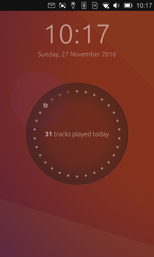 Experimenting with Ubuntu Touch