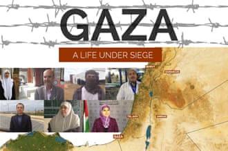 Moradores de Gaza testemunhar sobre os efeitos Israel e bloqueio de sua terra do Egito teve em suas vidas.