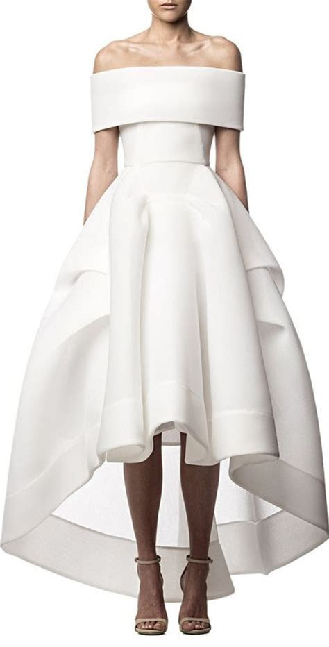 Toni Maticevski Thorax Gown Second Hand Wedding Dress on