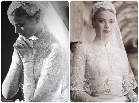 the foxling: Grace Kelly's Wedding
