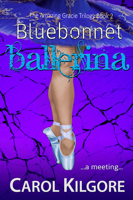 Bluebonnet Ballerina by Carol Kilgore | Kimberly Love, Author