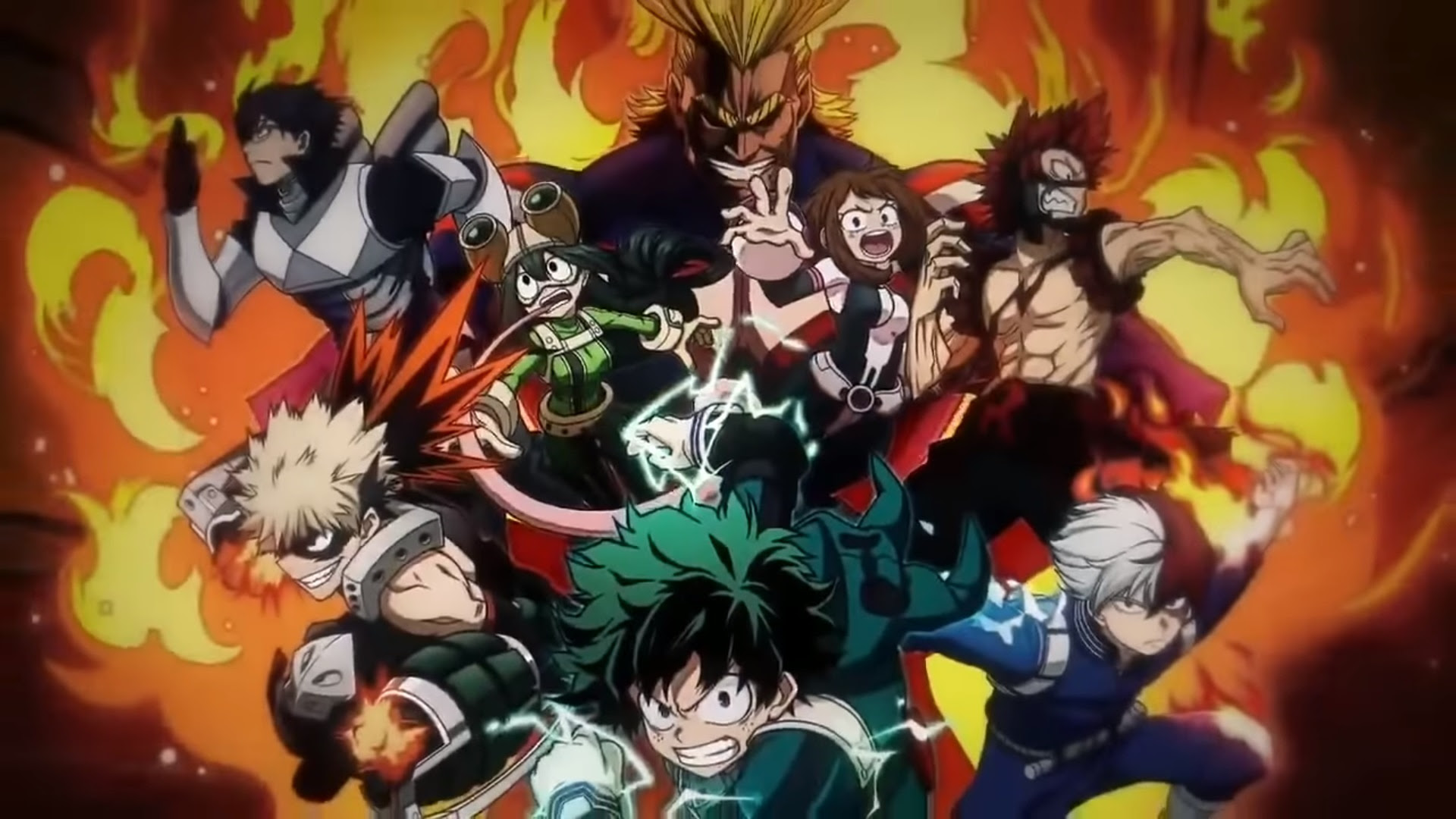 What Do You Need To Know About My Hero Academia Michibiku