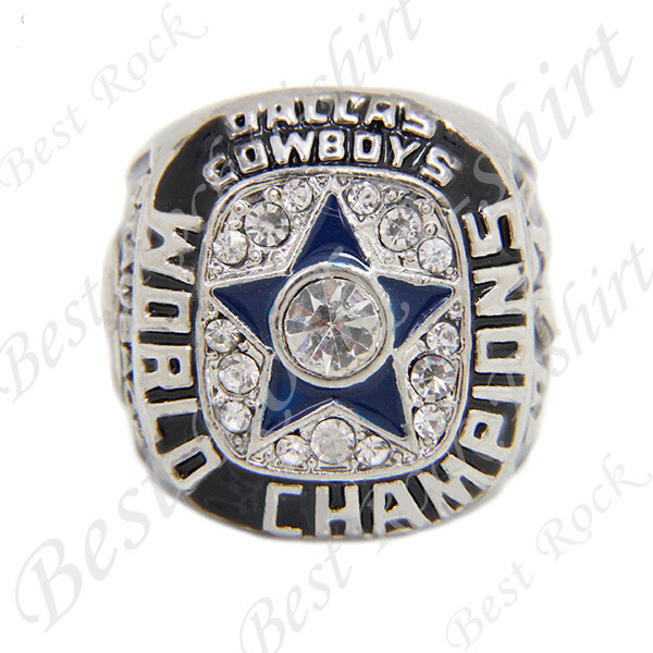 1971 nfl replica mens dallas cowboy super bowl rings american football world champion rings men