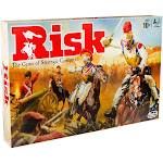 Hasbro HSBB7404 Risk Request The Toys of Strategic Conquest Toys