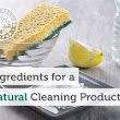 How to Make Your Own Natural Cleaning Products