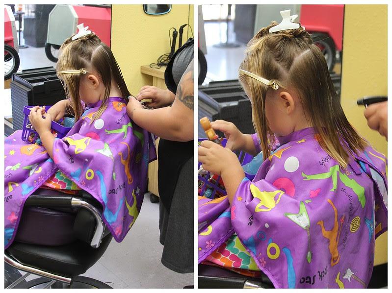 Giulietta's Big Girl Haircut 8-2013 14