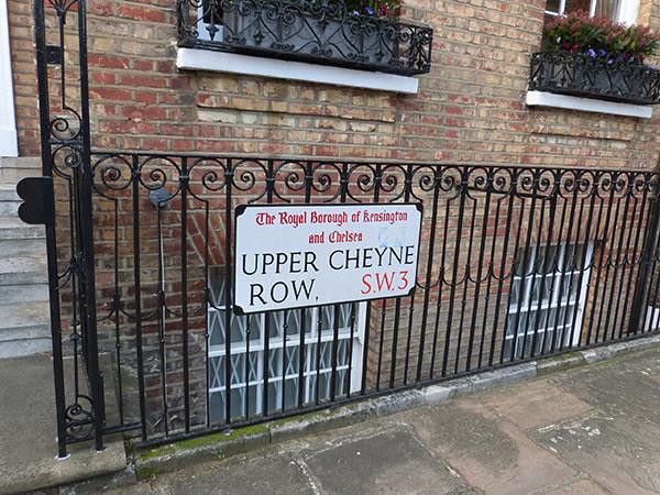 Upper Cheyne Row