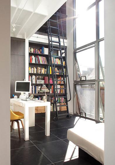 Feldman Architecture modern home office