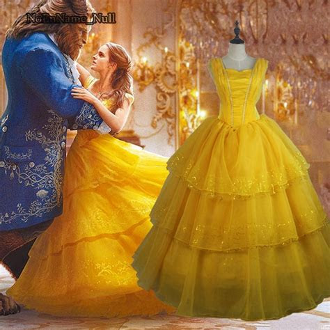 beauty   beast   cosplay dress princess