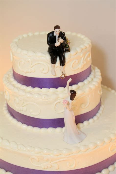 Fishing cake topper   wedding   Pinterest   Wedding