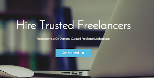 Free Signup for Freelancers and Employers - Truelancer