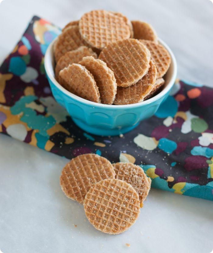 Trader Joe's Caramel Bites Waffle Cookies review