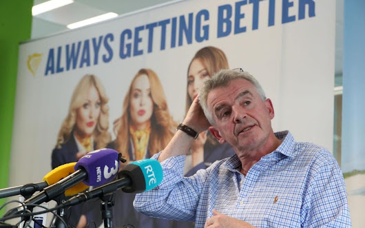 Under pressure Ryanair scrambles to control cancellation crisis as investors start to ask questions