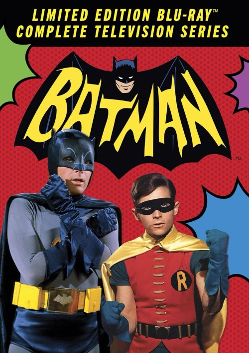 CriterionCast • You can now pre-order the '60s Batman Blu-ray box...
