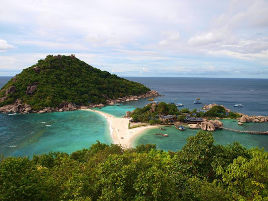 Everyone Wants A Piece Of Thailand's Coastline
