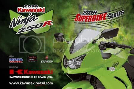 Copa Kawasaki Ninja 250R