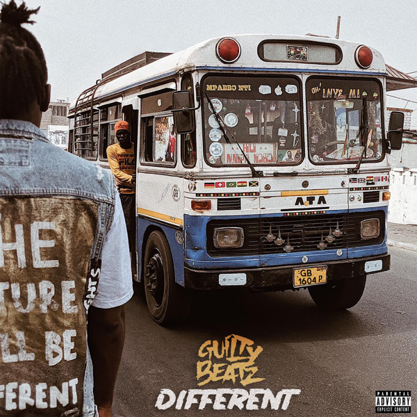 EP: GuiltyBeatz - Different | ZIP (2020)